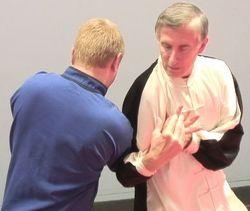 Ken Gullette silk reeling self defense