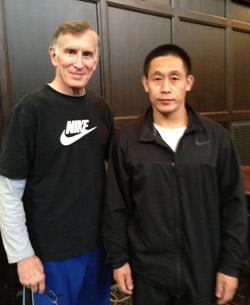 Ken Gullette and Chen Ziqiang - web