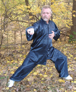 Mark Wasson Taiji Teacher