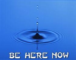 Mindfulness-Water