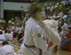 Ken Gullette Hook Kick 1980