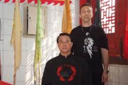Dan Djurdjevic and Chen Yun Ching