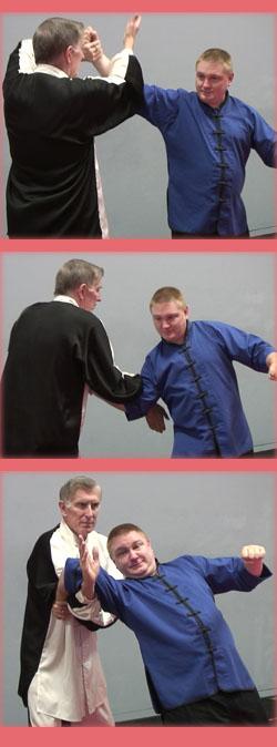 Ken Gullette Bagua Self Defense