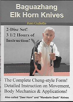 Bagua Elk Horn Cover-250