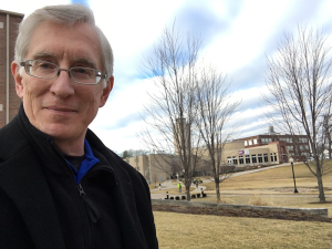 Ken on Campus January 2016