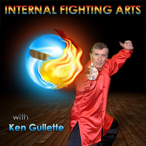 Internal Fighting Arts - Ken Gullette Logo 300